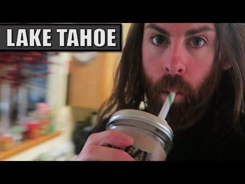 Smoothies & Lake Tahoe VLOG - YouTube