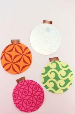 Tarjetas De Navidad Originales Y Faciles De Hacer Originales - Como-hacer-postales-de-navidad-originales