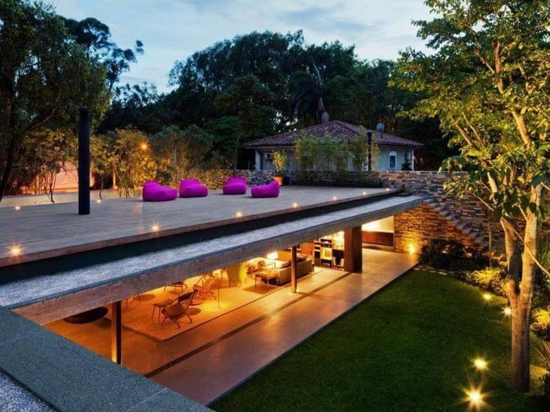 Underground house architecture