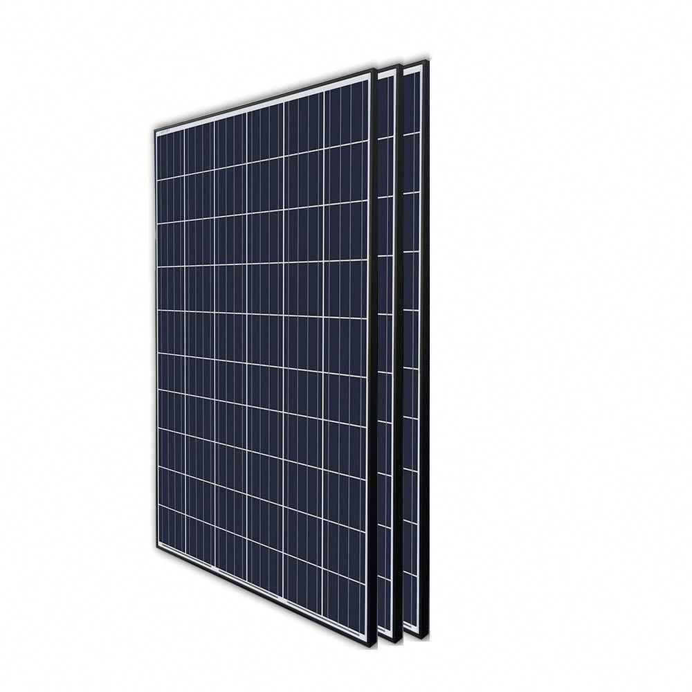 Renogy 270 Watt 24 Volt Polycrystalline Solar Panel For Residential Commercial Rooftop Back Up Off In 2020 Solar Panels Monocrystalline Solar Panels Best Solar Panels