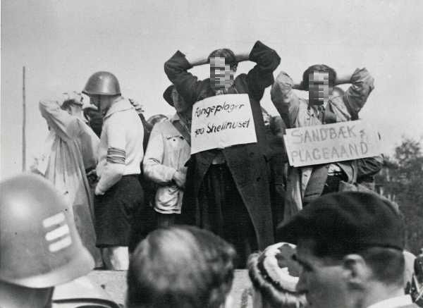 Arrested Gestapo helpers 1945.This Day in History: Apr 26 ...