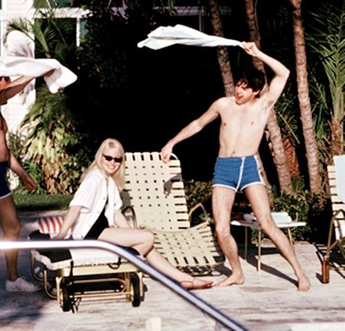 Accept. The naked photos of paul mccartney