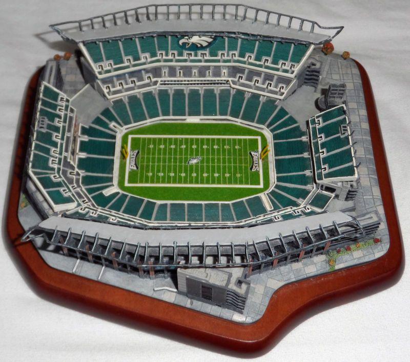 Football Stadium Lights End Table: Philadelphia Eagles Lincoln Financial Field NFL Stadium