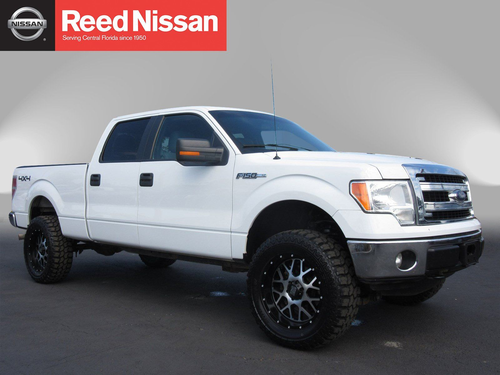 2014 Ford F150 For Sale >> Used 2014 Ford F150 Xlt Truck For Sale Near You In Orlando