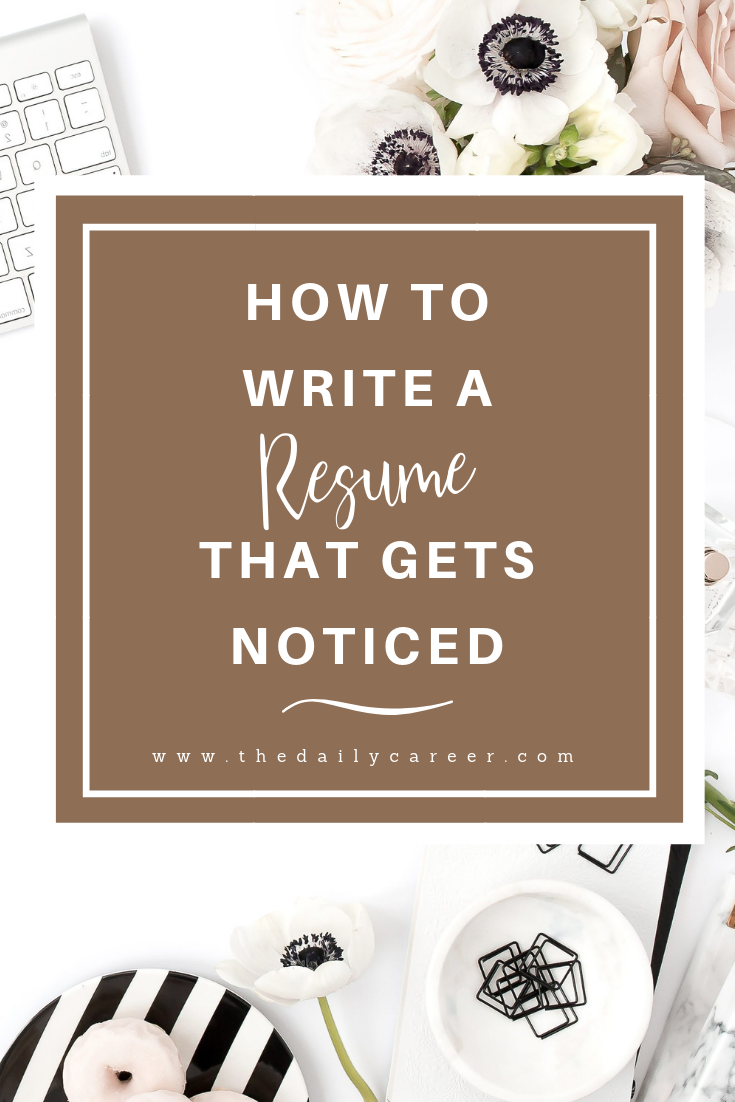 How to Write A Resume That Gets Noticed for A Remote Job
