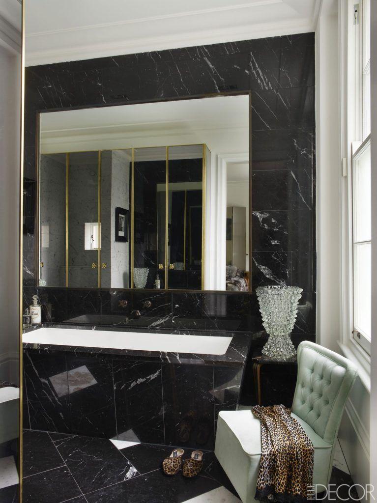 black and white bathroom decorating ideas | Bathroom Decor ...