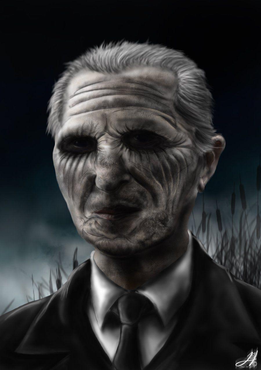 Reaper:   by sheWolf294 deviantart com on @deviantART | Supernatural