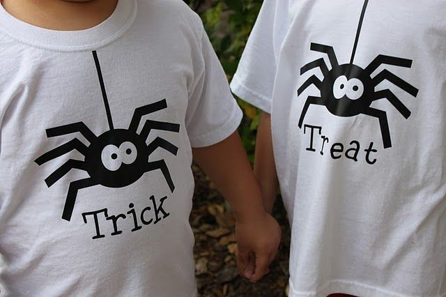 Kids//Youth Colored Squares Jack-O-Lantern Comfortable T-Shirts Short Sleeve Children Tees Funny Creative
