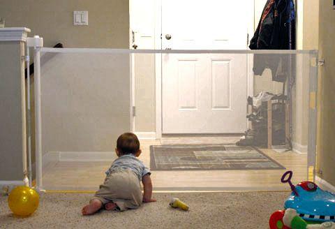 Pin By Katharyn Ploski On Baby Girl Diy Baby Gate Baby Gates Retractable Baby Gate