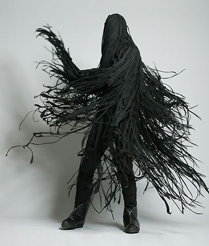 by Asher Levine. This looks like a dementor! I know what I'm dressing up like for halloween!