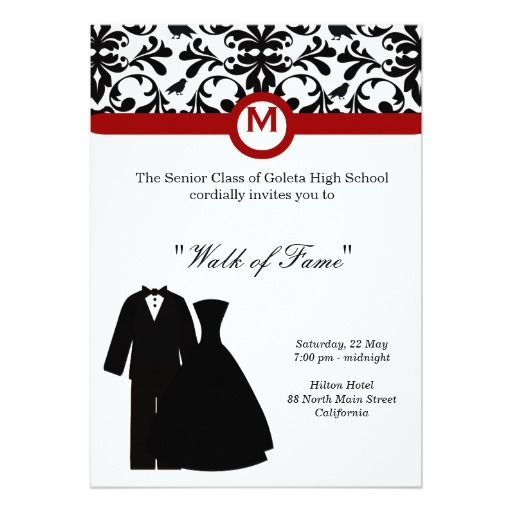 Prom night invitation pinterest prom night sold this promnight dance invitations to il thanks for you who purchased this available too in different products stopboris Images