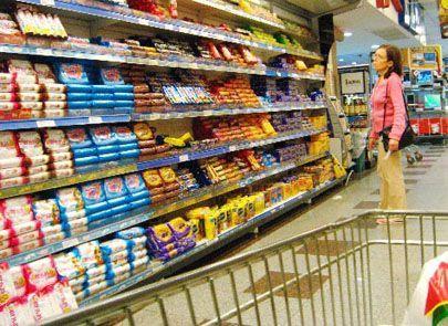 Lineal de productos de chocolatería, son uno de los mas estéticos. Mario Bellido