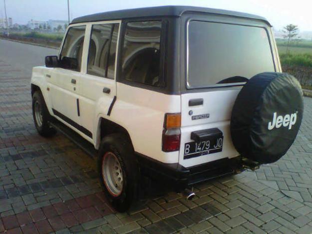 1341463357 409050054 1 Gambar Dijual Daihatsu Feroza Long 5 Pintu