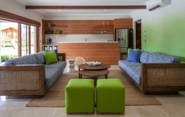 moderne wohnzimmerfarben  trendge einrichtungsideen in