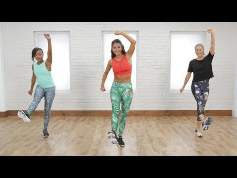 30minute barre toning and hiphop dance workout  dance
