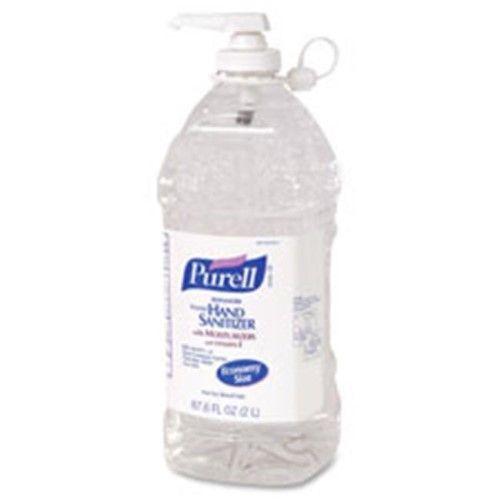 Gojo Goj962504ct Purell Economy Size Pump Hand Sanitizer Hand