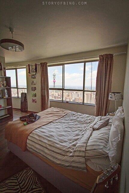 City Apartments Rooms ponte city | ponte city apartment | pinterest