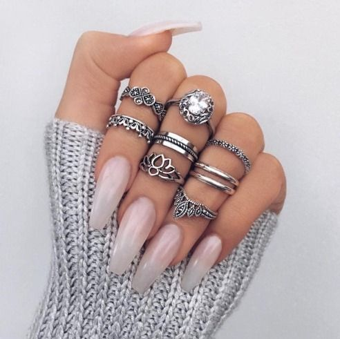 33 Glamorous Nail Designs To Make You Stand Out Everywhere