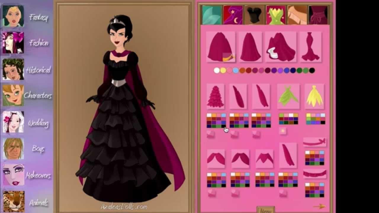 Evil Queen dress up game   Parenting / дети и родители   Pinterest ...