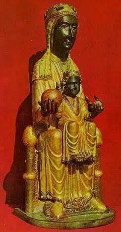 Resultado de imagen para nossa senhora do monte serrat em santos