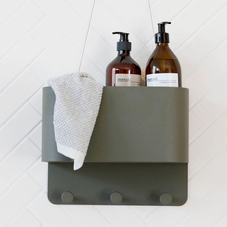 Pock henger/bokhylle armygrønn – House Doctor – Kjøp møbler online ...