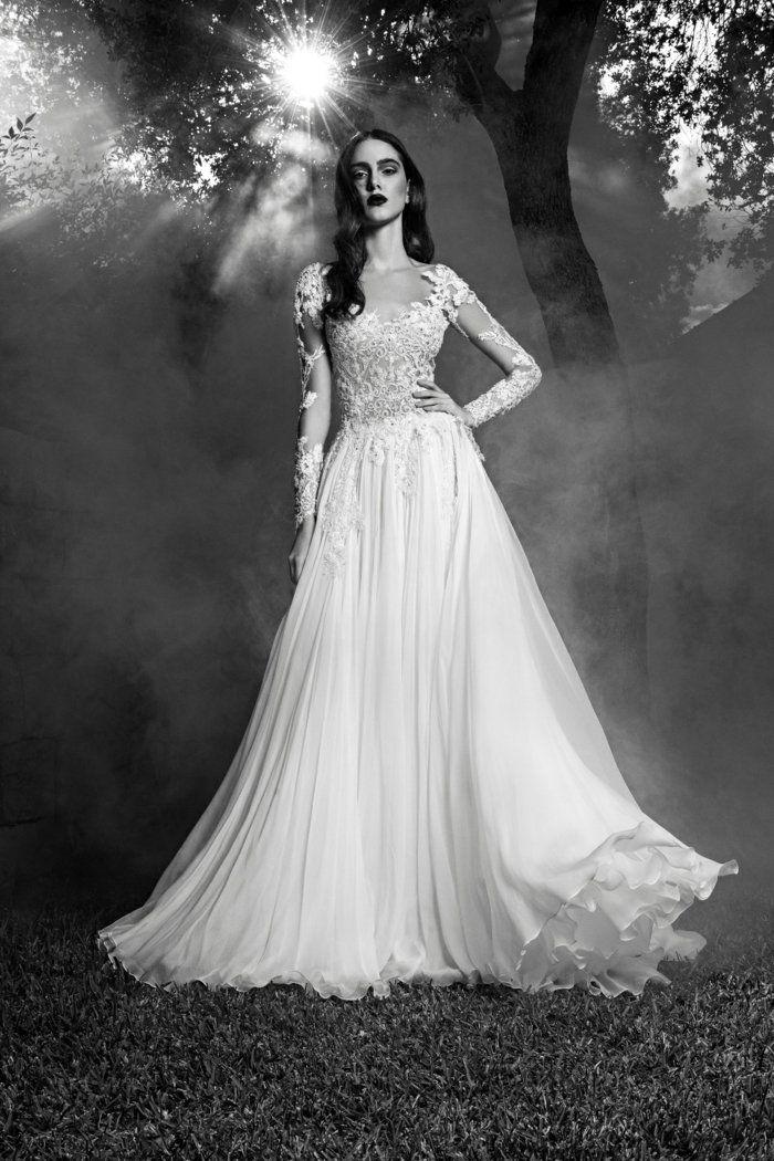28 Brautkleider für 2016 - feminine und märchenhafte ...