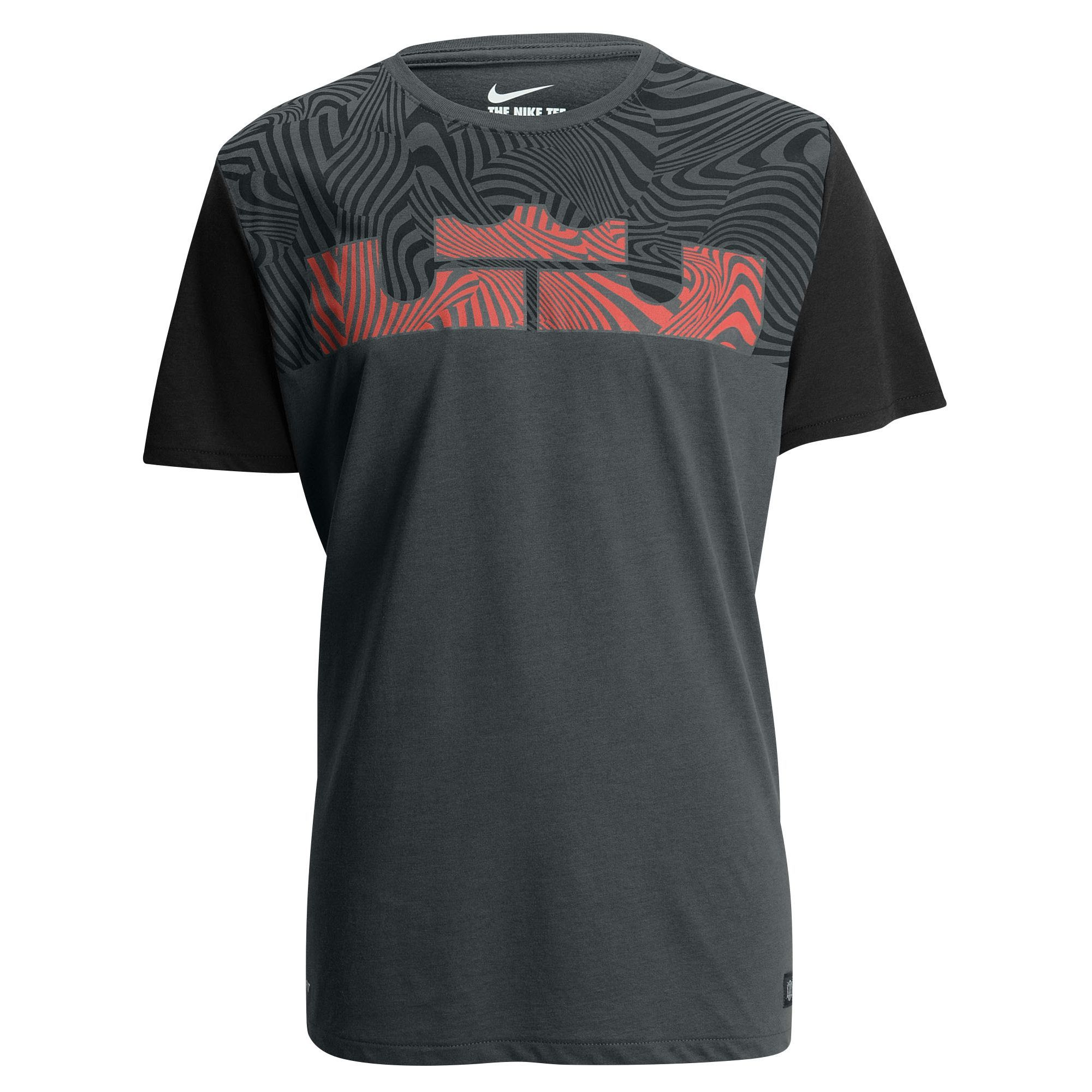 Nike Lebron Court Vision T-Shirt - Men's - Clothing