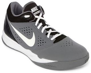 Nike® Zoom Attero Nubuck Mens Basketball Shoes - JCPenney. Running ...