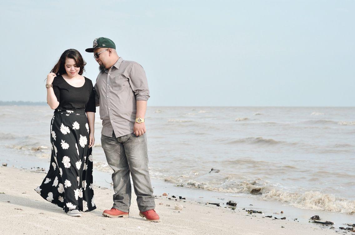 I'm thankful having u in my life as my husband  prewedding / malaysia