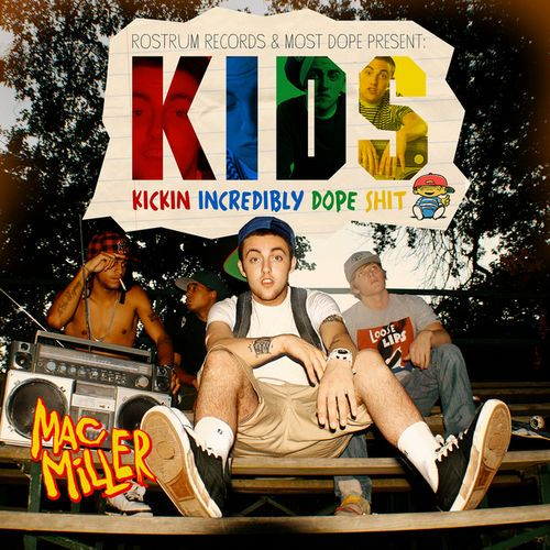 Mac Miller - KIDS Mixtape CD | eBay