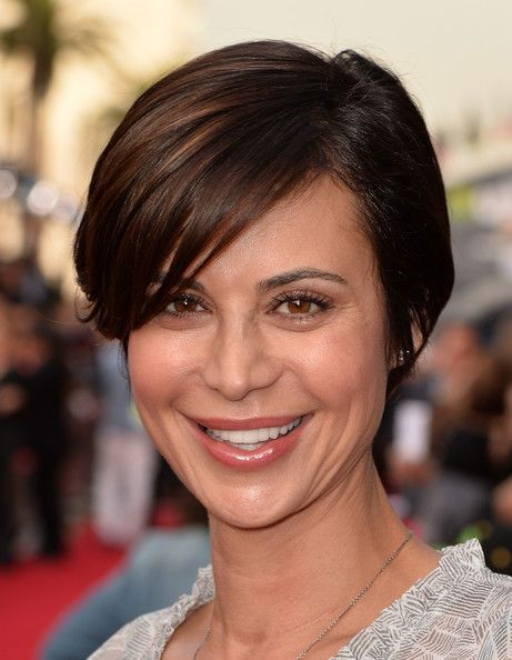 Catherine Bell Short Haircut : catherine, short, haircut, Blanchett, Graduated, Short, Styles,, Catherine, Bell,, Styles
