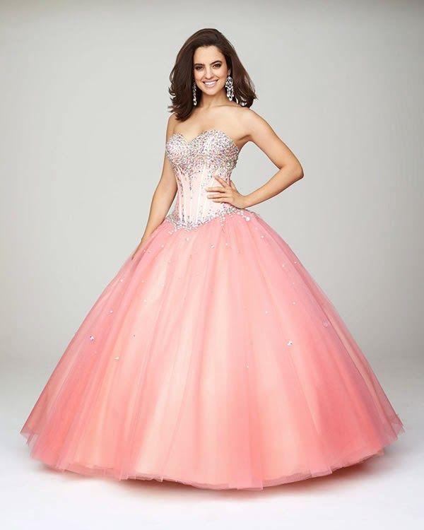 Moda para Quinceañeras : Estupendos vestidos de 15 años para fiesta ...