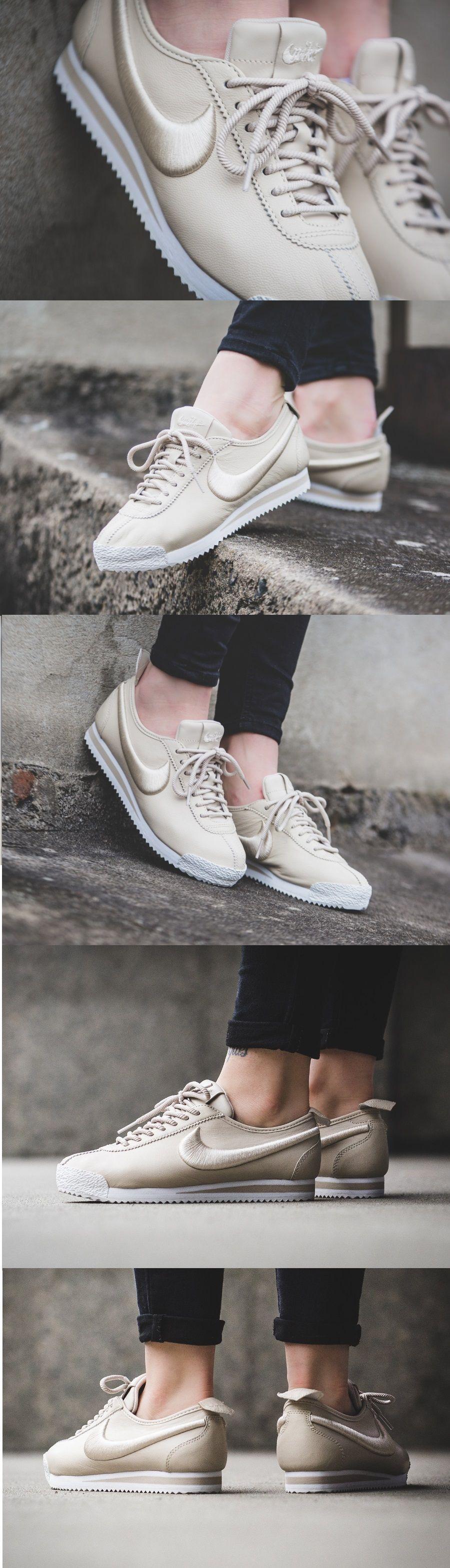 buy popular 4e6c5 33cb8  Nike Wmns  Cortez  72 SI  Oatmeal