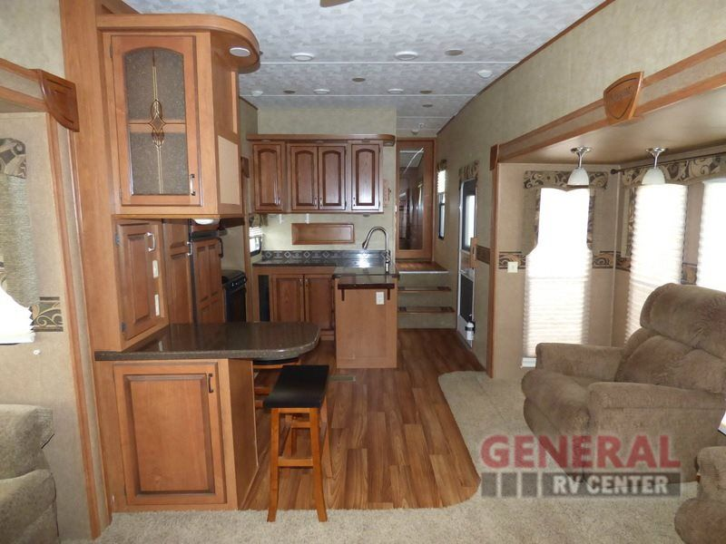 Used 2013 Palomino Sabre 34REQS Fifth Wheel at General RV   Dover