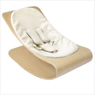 modern baby lounger. takes up less space | Baby rocker