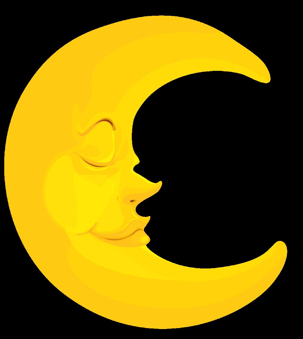 Half Moon Png Clipart Png Mart In 2020 Clip Art Clip Art Pictures Free Clip Art