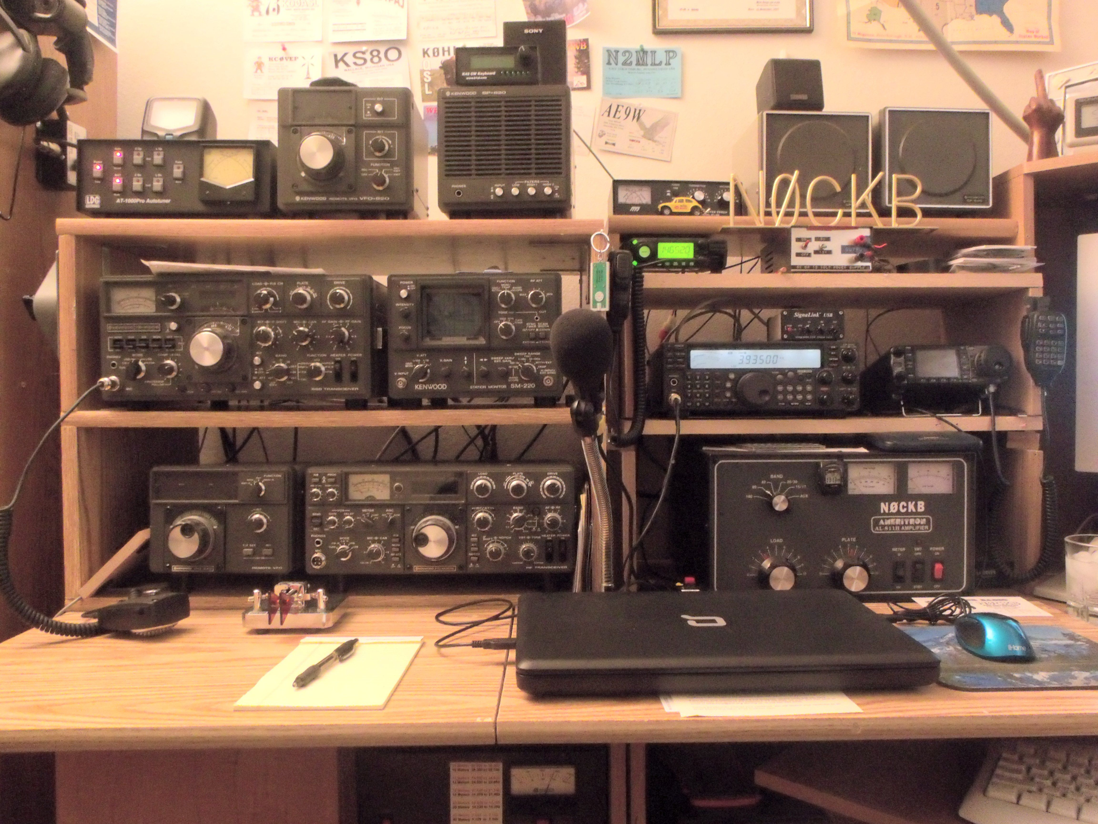 amateur radios shack Radio