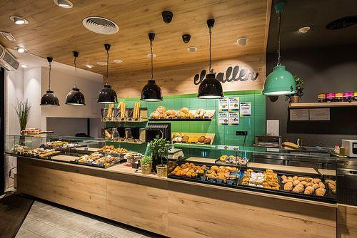 El Taller Cafeteria Panaderia Standal Diseno De Interiores - Diseo-cafeterias-modernas