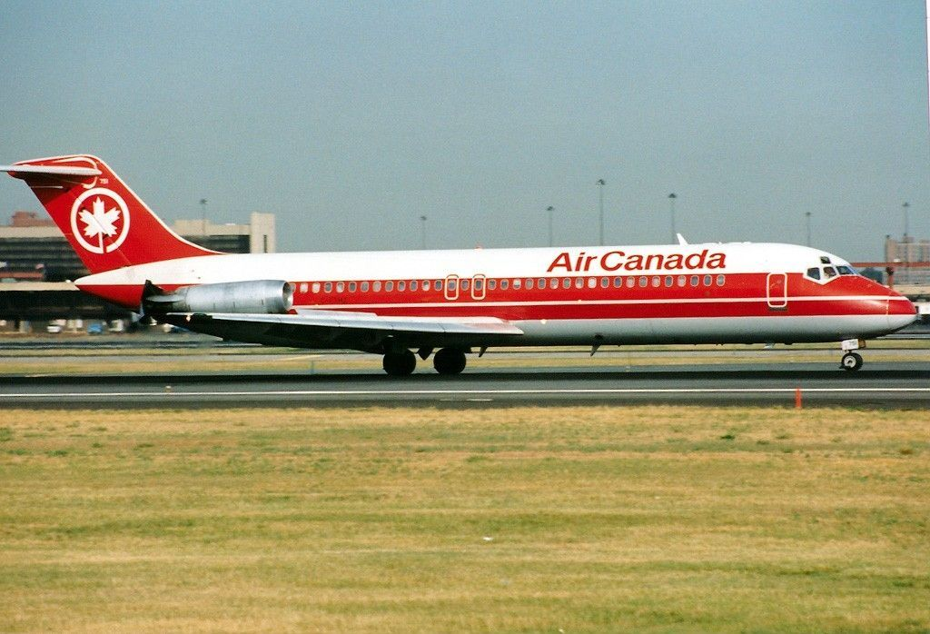 Image Result For Air Canada Flight 797 Air Canada Flights Canadian Pacific Air