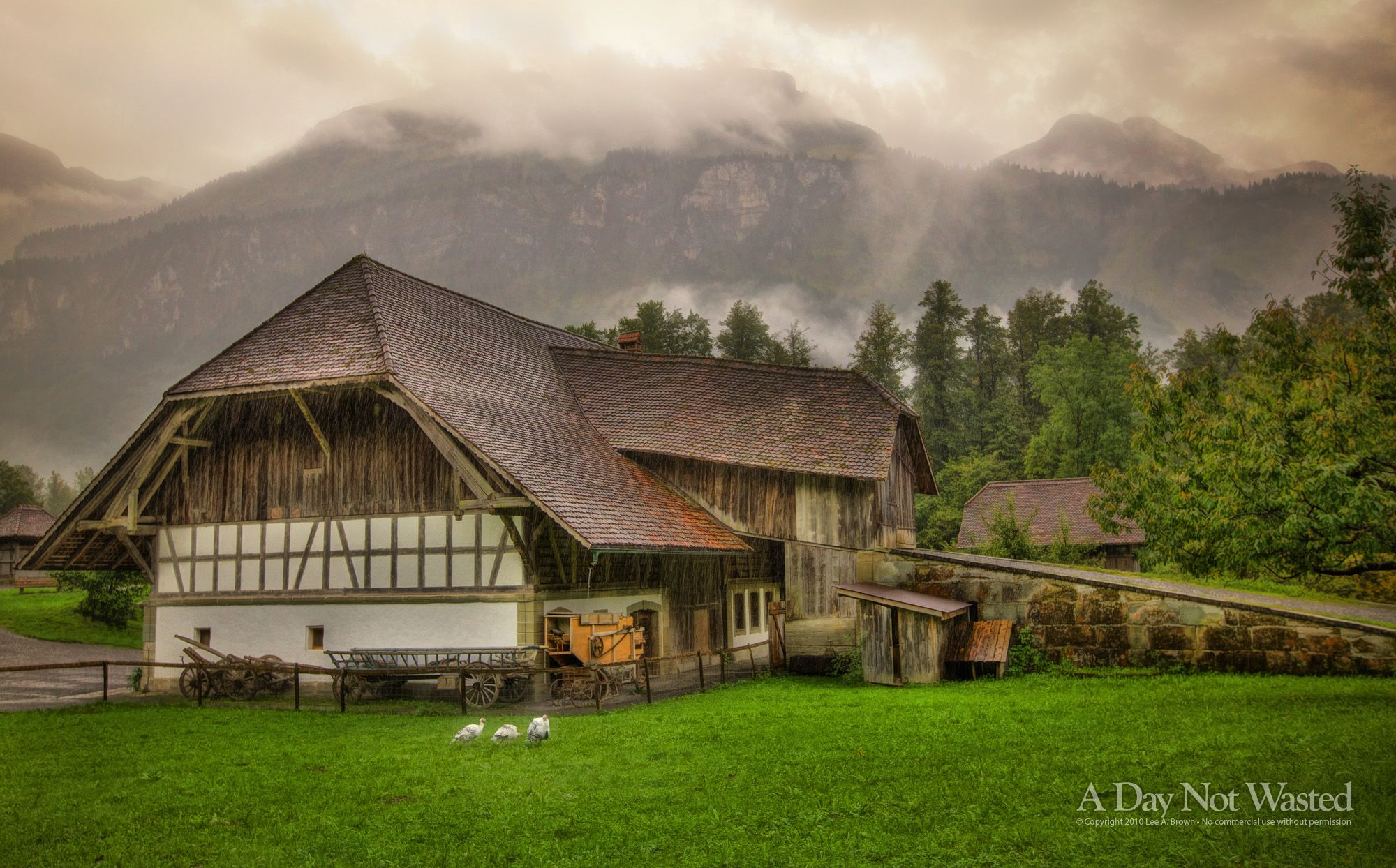 Ballenberg, Switzerland Bauernhaus, Schweiz, Haus