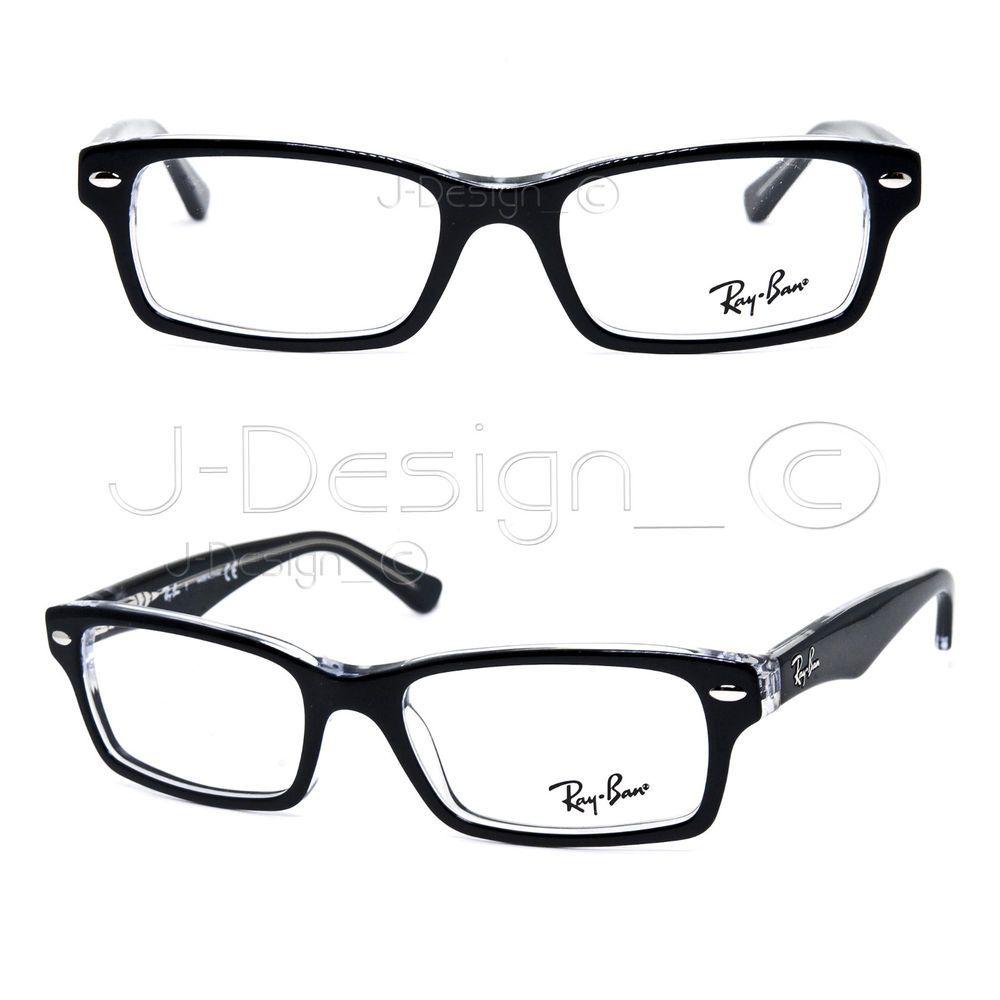 16f99b2e81 Ray Ban RB 1530 3529 Junior Black 48 16 130 Eyeglasses Rx - New Authentic