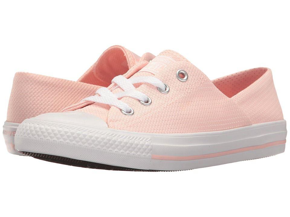 defe84e756b6 Converse Chuck Taylor(r) All Star(r) Coral Micro Dot Ox Women s Shoes Vapor  Pink Vapor Pink White