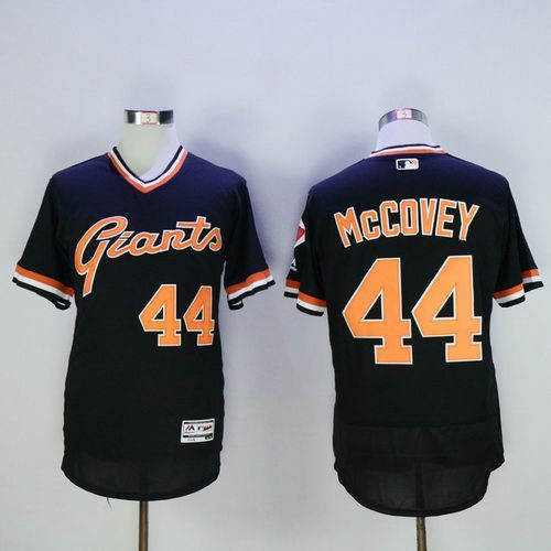 Men's San Francisco Giants #28 Buster Posey White Pullover 2016 Flexbase Majestic Baseball Jersey