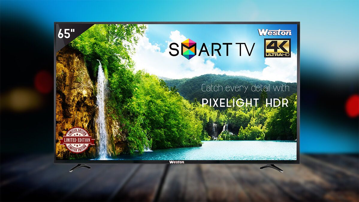 1a69657a2f69 Weston 65 inch 4K Smart LED TV