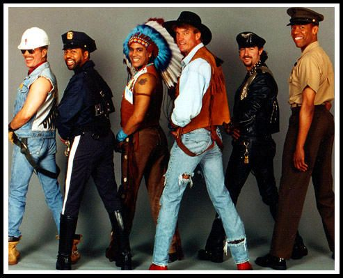 which village people are gay