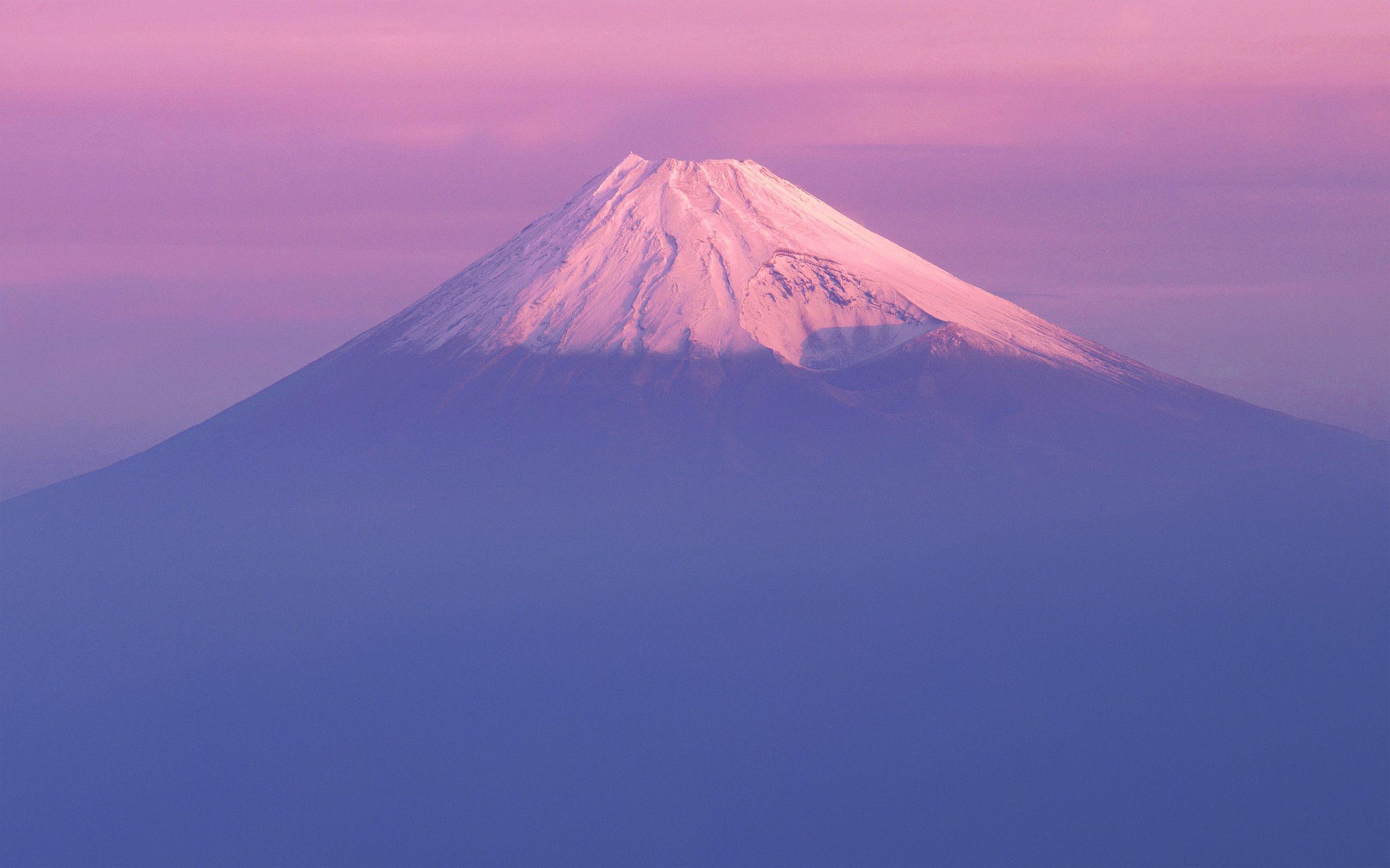 Fuji Mountain Wallpaper Oficial Do Mac Os X 10 7 Lion Beta Mountain Wallpaper Mount Fuji Aesthetic Wallpapers