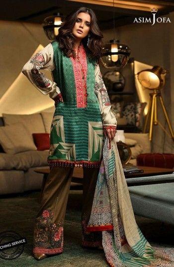 2c68522a4e Asim jofa charmeuse silk collection ajcs pakistani dresses online suit  salwar also rcg stores rcgstores on