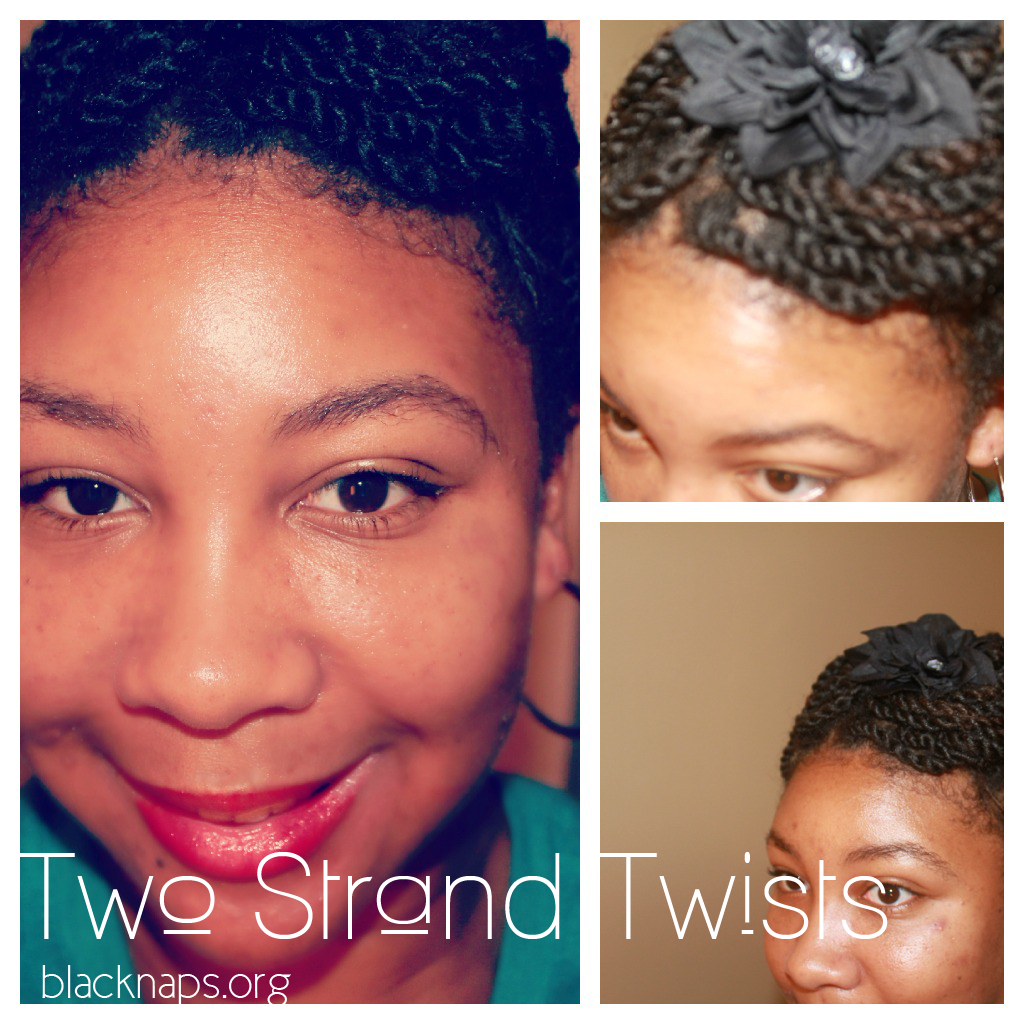 protective hairstyles on short natural hair without weave