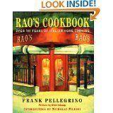 Rao's Cookbook: Over 100 Years of Italian Home Cooking (H... https://www.amazon.com/dp/B004ZUXGHU/ref=cm_sw_r_pi_dp_U_x_85ElAbNVTM5S7