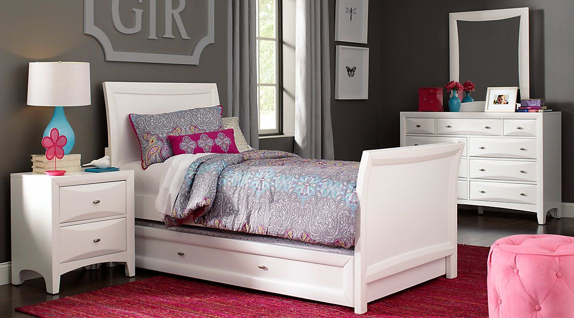 Affordable Full Bedroom Sets for Teens | Lindsey Bedroom ...